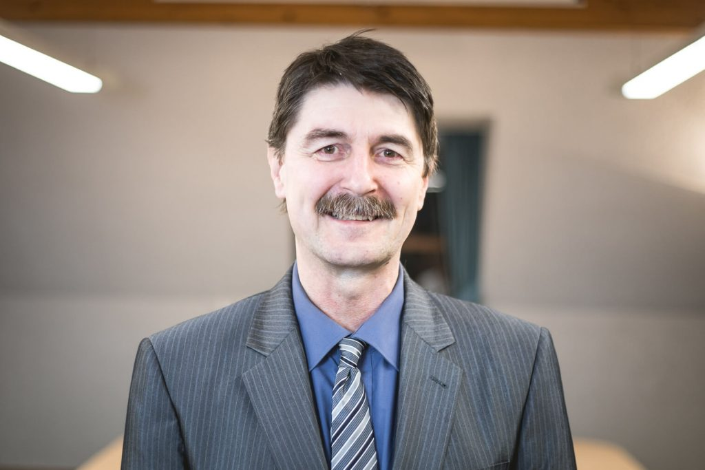 Dr Gerhard Giegerich